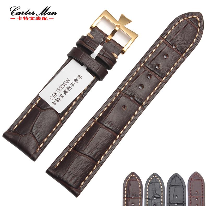 Часы Carter man VC 18 19 20 21mm
