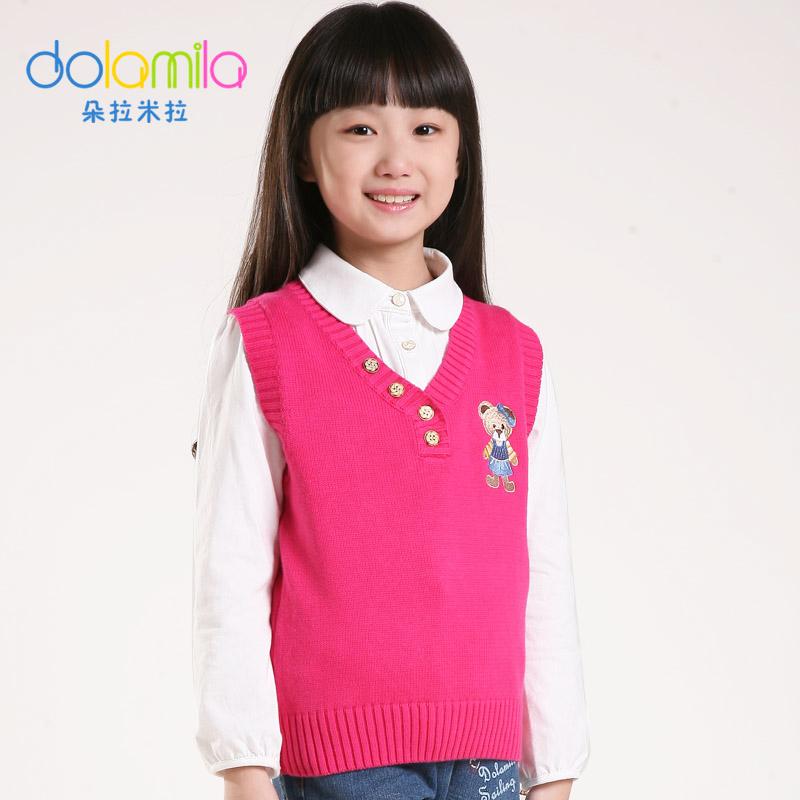 Детский жилет Duolamila dlg545 Duolamila