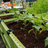 创意 种菜/易栽乐种植箱长方形塑料创意大花盆家庭阳台种菜设备园艺种菜盆