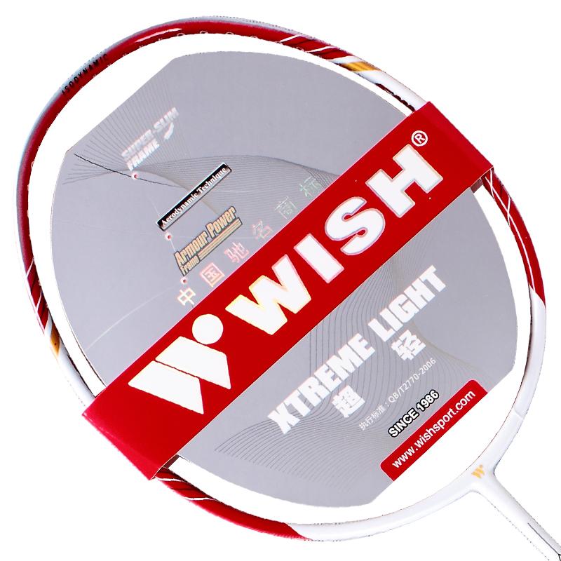 ракетка для бадминтона Wish Xtreme 009 XL009