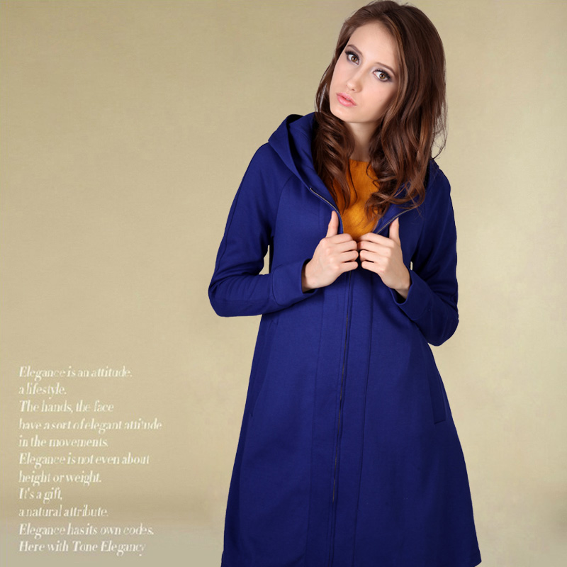 женское пальто Gal, blue garden bfwu14 BG · Gal, blue · garden / Baran