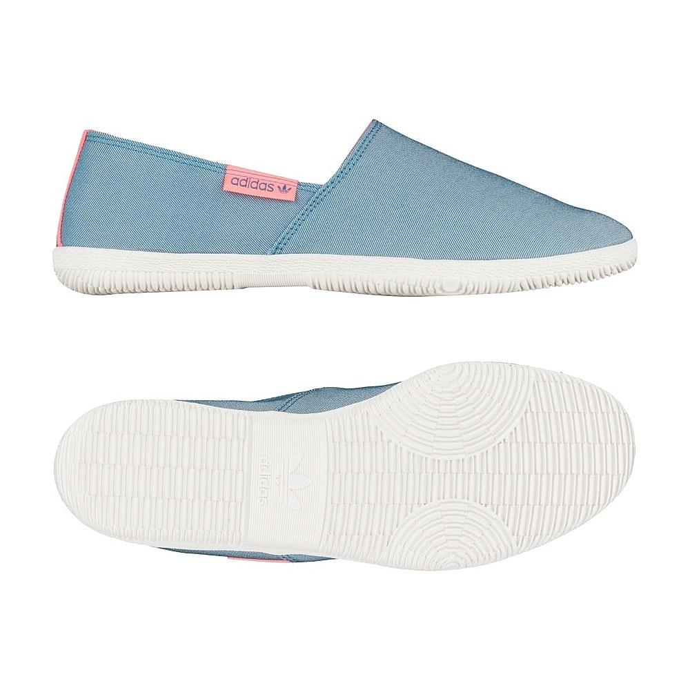 adidas 阿迪达斯 九折 三叶草 男子 经典鞋 部落蓝 D65798