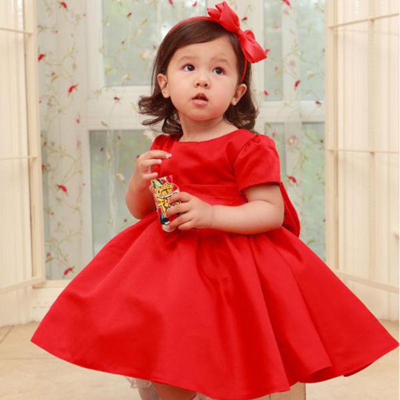 Платья для годовалой девочки