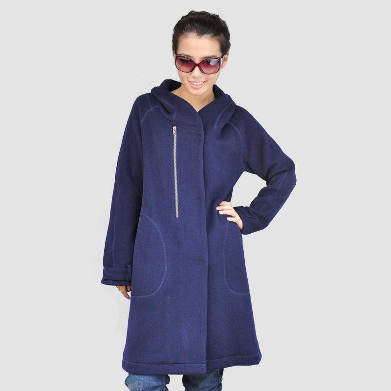 женское пальто Gal, blue garden bdwh04 BG · Gal, blue · garden / Baran