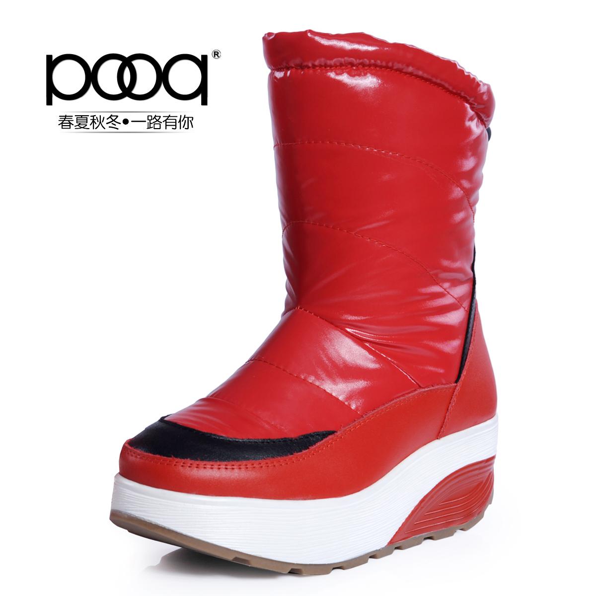 Женские сапоги Pooq p13d6022x