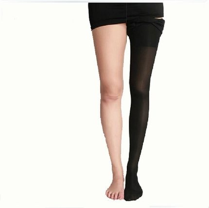 f9ee33c26 Get Quotations · Authentic Italian king 980D stovepipe stovepipe socks fat  burning shaping legs pantyhose stockings spring and summer