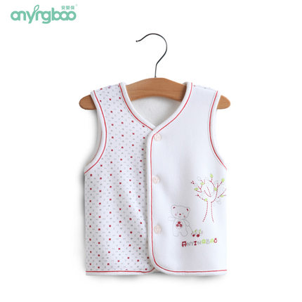 Get Quotations An Infant Security Male 1 Year Old Female Baby Spring Vest