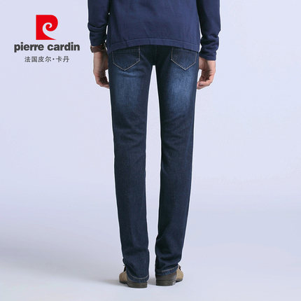 buy pierre cardin new fall jeans men loose big yards no. Black Bedroom Furniture Sets. Home Design Ideas