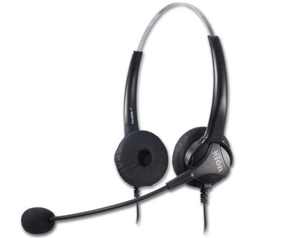 Free shipping Hion / North grace FOR600D call center customer service phone operator binaural headset headset
