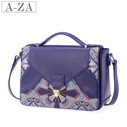 Aza Azar 2017 New Winter Influx Of European And American Fashion Handbags Mobile Messenger Bag Leisure Printing 5417 In Price On M Alibaba