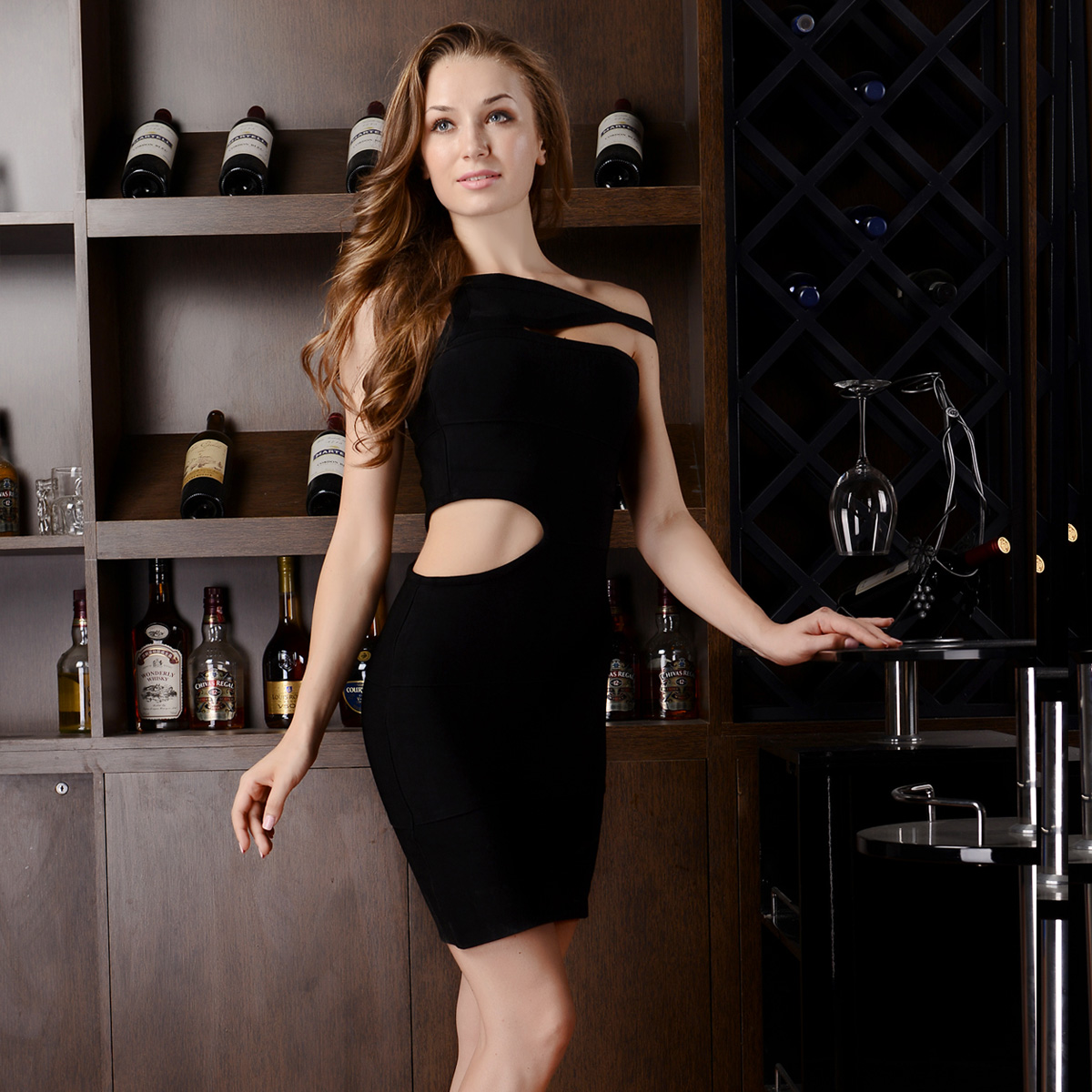 Женское платье Style pdx029 2013 Herve Leger
