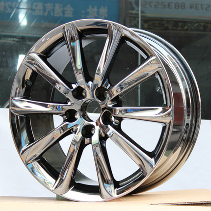 New Reiz modified the original 18-inch wheels 18 inch wheels 18 inch wheels plating toyota Toyota Reiz wheels