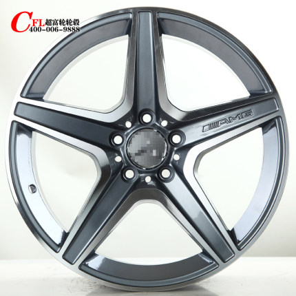 18 Inch Mercedes Benz C63 AMG Wheel Rims Car Modification Gestational Age  Level E