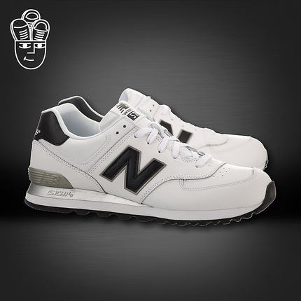 new style f9aa6 adf9d Buy New Balance 574 NB stylish and comfortable mens leather ...