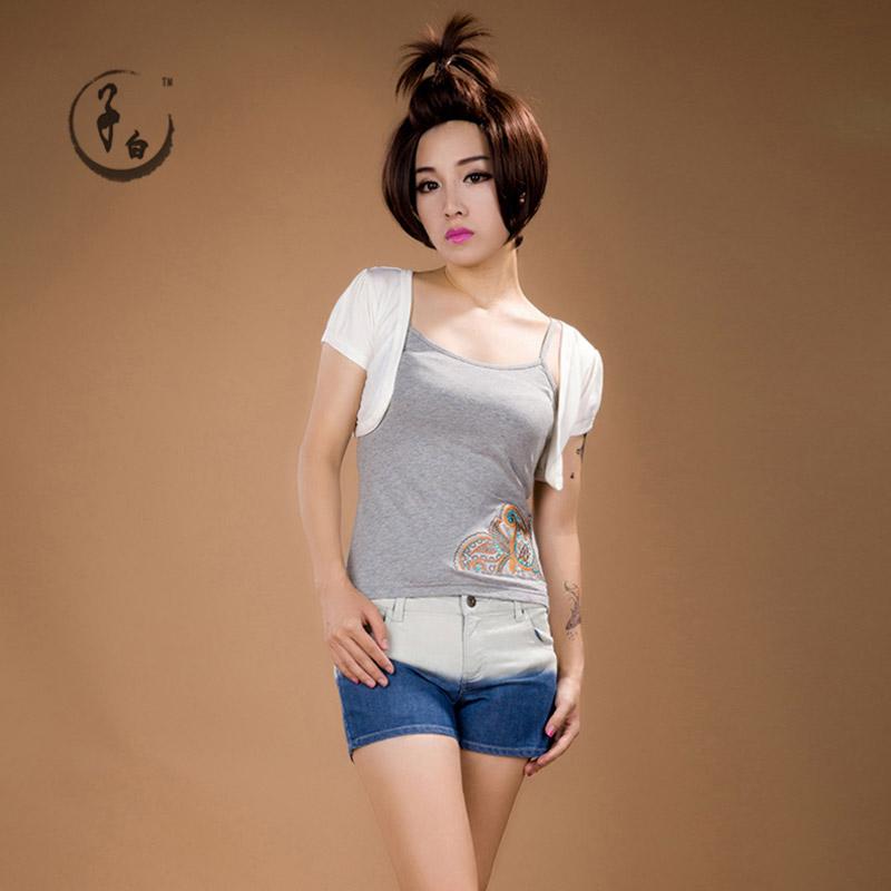 Женская жилетка Lulu bibishengdiao 8280160