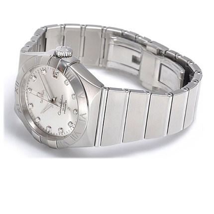 Warranty Omega Omega Constellation Mens Watch 123.10.38.21.52.001 mechanical watches