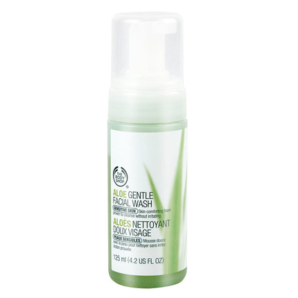 how to use cleanser body shop