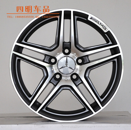 Mercedes Benz AMG Modified The Original 16 Inch Wheels Shall Benz  A180B200C350CLCLACLSE280E260 Level
