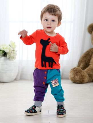 Buy 0 1 2 3 Year Old Male Baby Clothes Baby Girl Autumn Spring