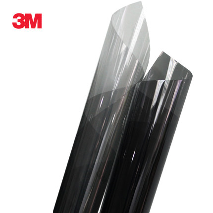 3M explosion-proof membrane film car film the whole car explosion-proof membrane insulation film solar film car glass film scenery Liang Ying