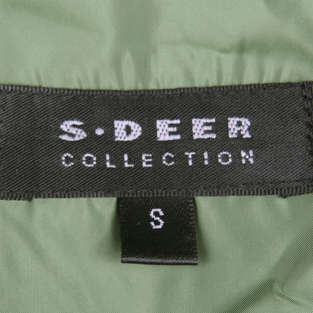 Женский пуховик S.deer 1482435 Sdeer2013