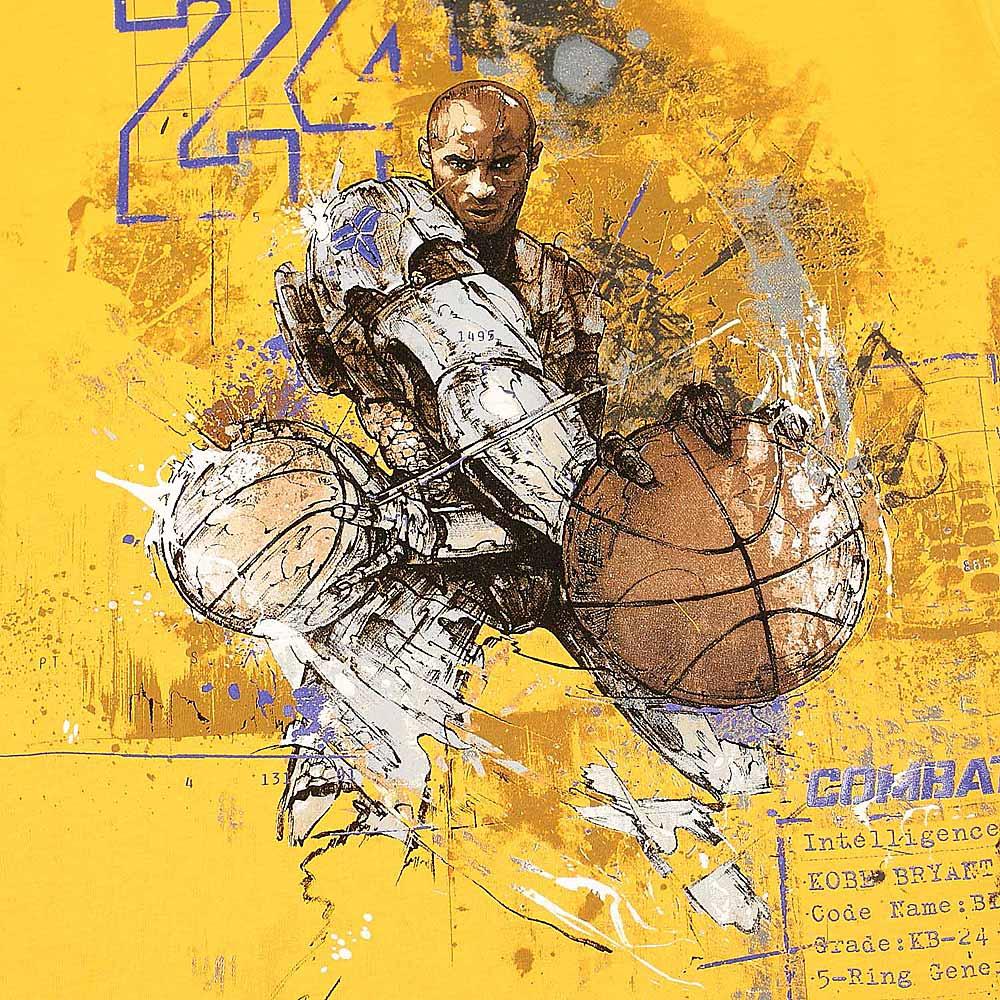 Спортивная футболка Nike 477869/711 * 2012 KOBE 477869