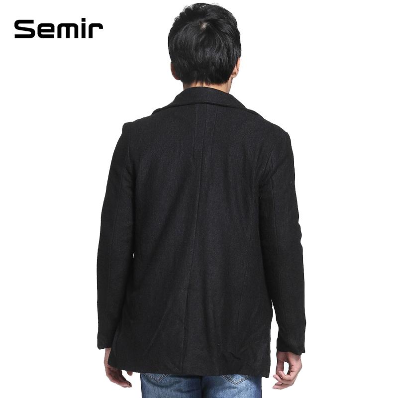 Пальто мужское Semir 12105412101