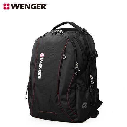 Wenger Swiss Army Knife shoulder bag backpack 15.6 -inch business laptop backpack bags for men and women and high school students
