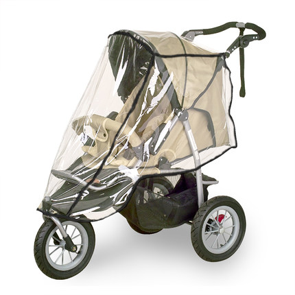 Universal stroller rain cover rain cover windshield Baby Buggy stroller rain cover children poncho