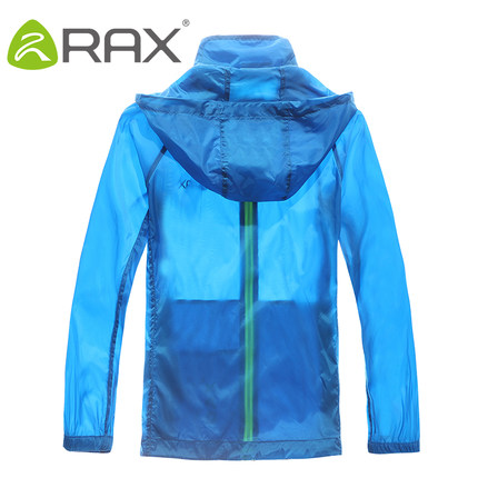 RAX authentic outdoor sports coat free shipping children skin ultra-thin breathable sun protection clothing outdoor clothing Family fitted