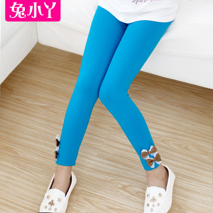 af50949855da2 Spring Autumn section thin section 3-4-5-6-7-8-9-10 -year-old girls 2014 new  children wear cotton leggings