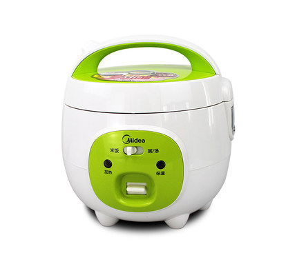 Midea / beauty WYN161 small mini rice cooker 1.6L smart rice cooker genuine porridge soup