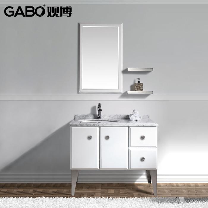 观博现代简约浴室柜 GBF610B