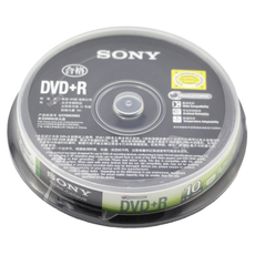 Диски CD, DVD Sony DVD+R