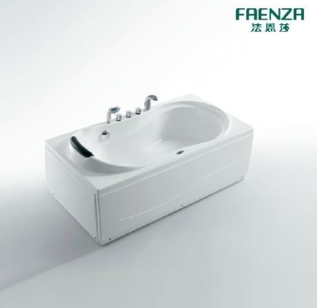法恩莎亚克力浴缸F1501SQ
