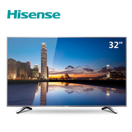 How to turn on hisense tv