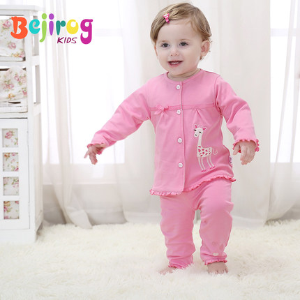 fcb3482f44c Children s clothing for men and women Tong Chunqiu dress 2014 new baby  clothes 0-1