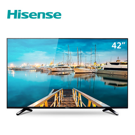 hisense hisense 42 inch hd lcd tv 4k smart tablet k380u