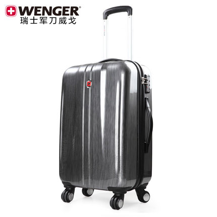 8b5a6876e1a Wenger Swiss Army Knife Swissgear22 inch Wheels Trolley suitcase  SAX720513109061